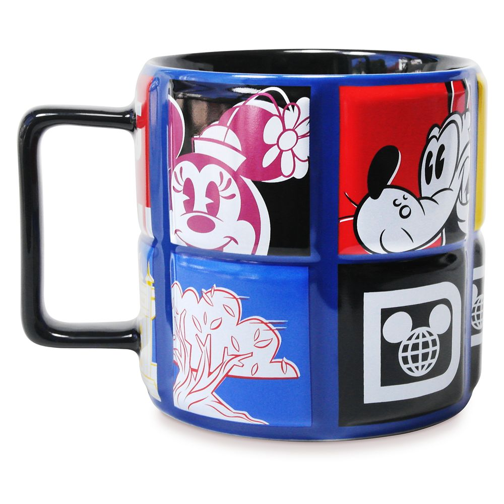 Mickey Mouse and Friends Mug – Walt Disney World 2021