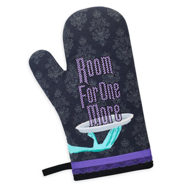 The Haunted Mansion Oven Mitt