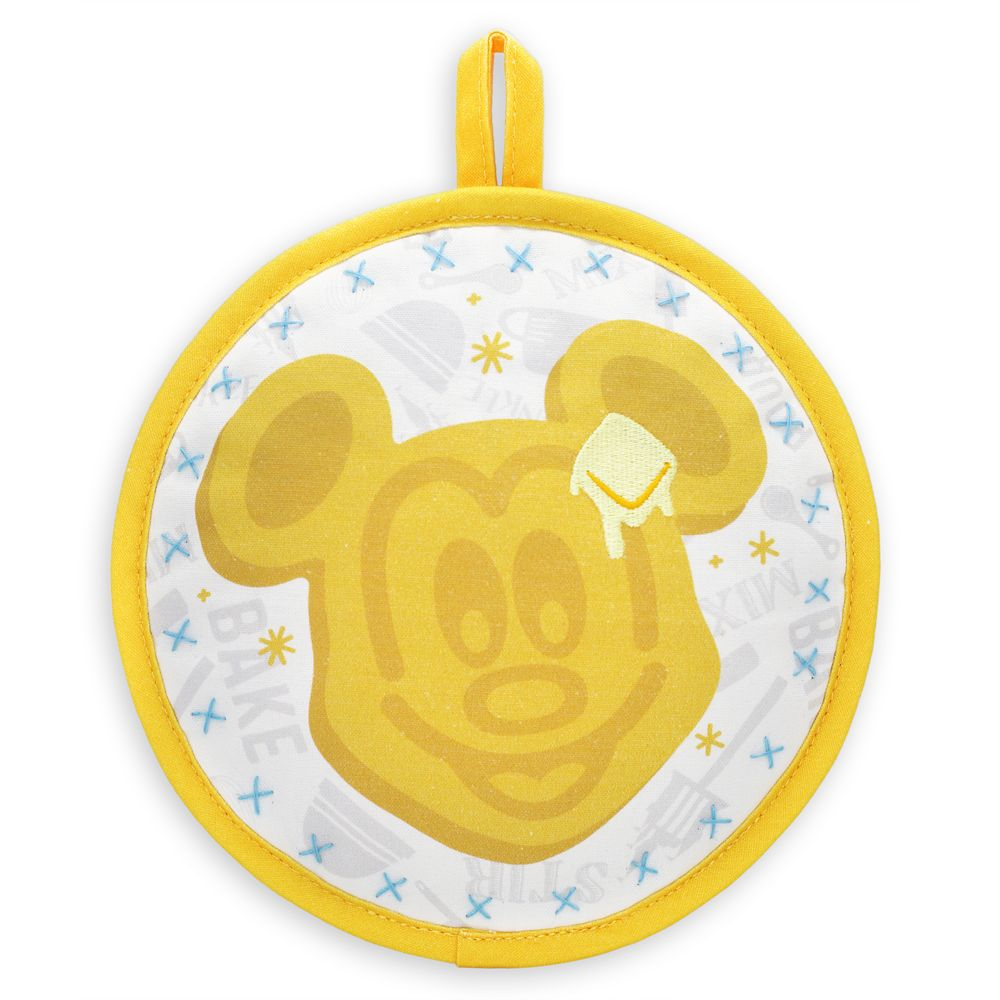 Mickey Mouse Waffle Pot Holder