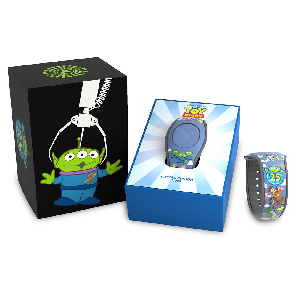Toy Story 25th Anniversary MagicBand 2 – Limited Edition