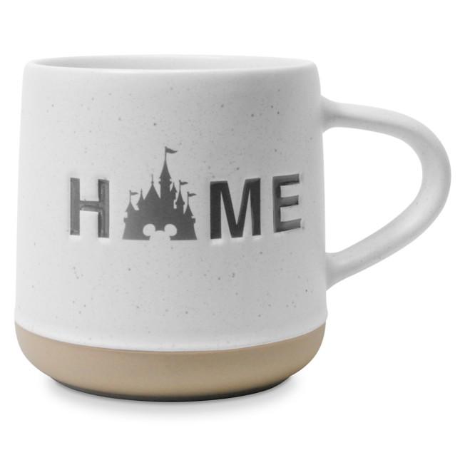 Fantasyland Castle ''Home'' Mug