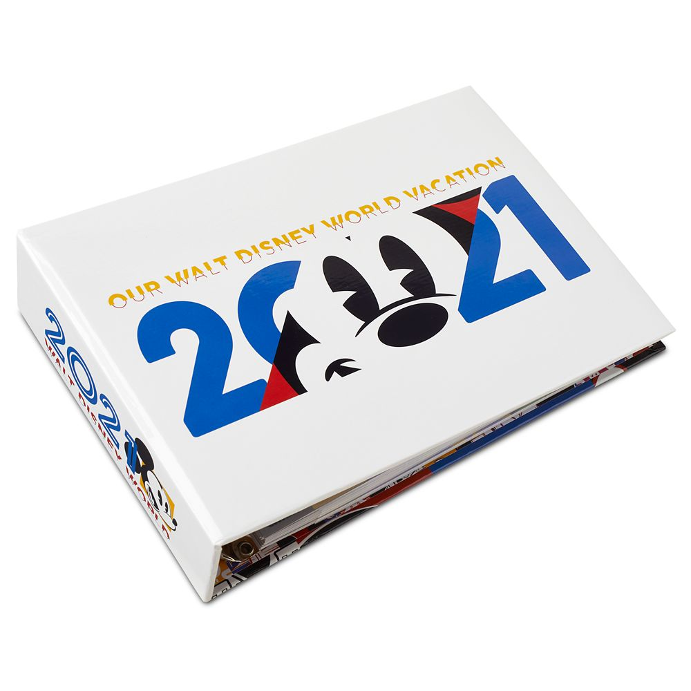Mickey Mouse and Friends Photo Album – Walt Disney World 2021 – Small