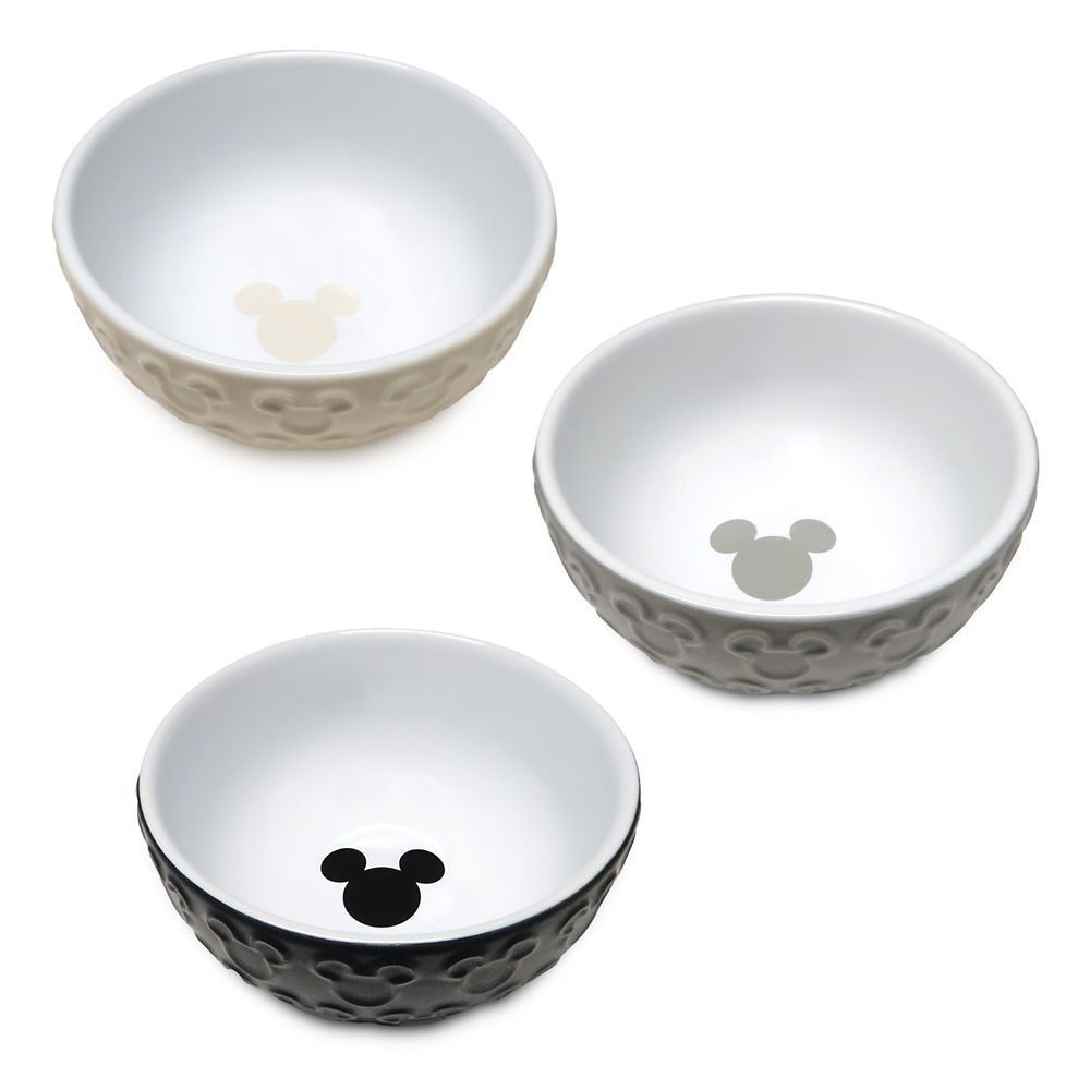 Mickey Mouse Bowl Set