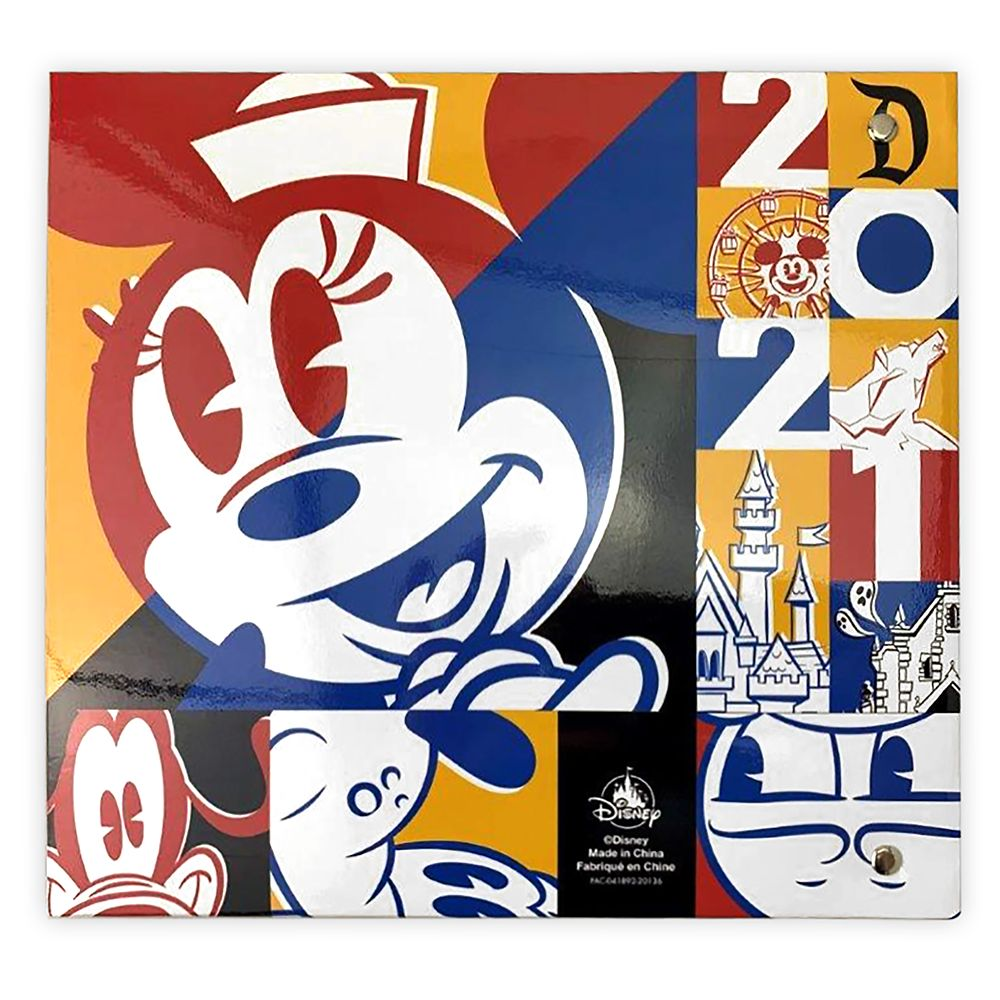 Mickey Mouse and Friends Photo Album – Walt Disney World 2021 – Medium