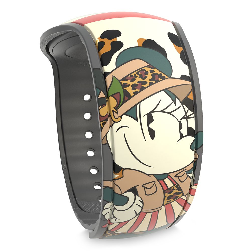Minnie Mouse: The Main Attraction MagicBand 2 – Jungle Cruise – Limited Release