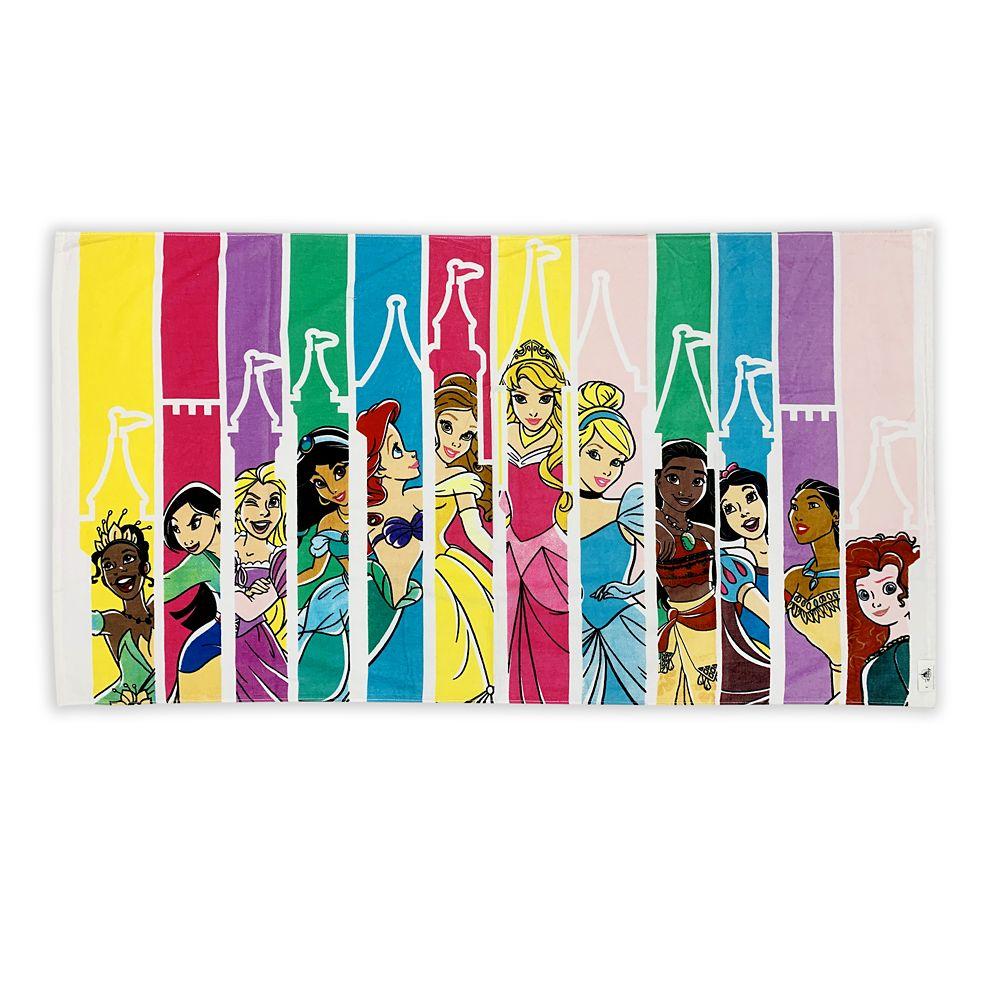 shopdisney.com - Disney Princess Beach Towel 26.99 USD