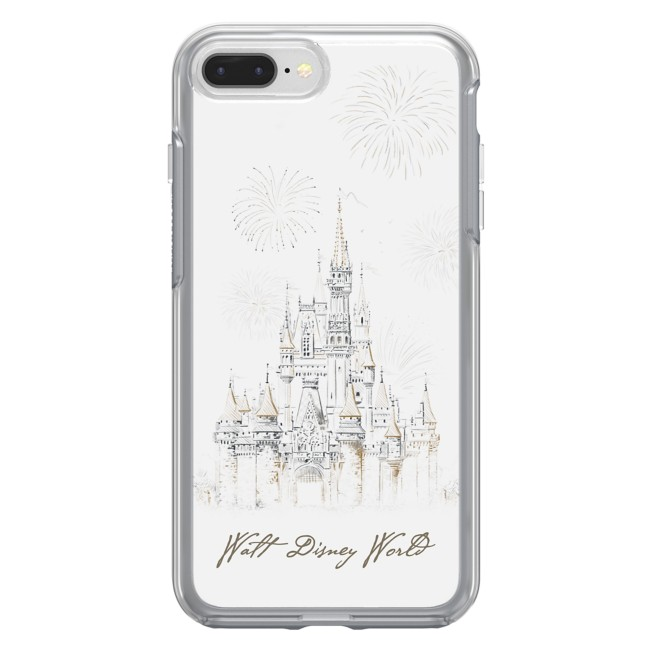 Cinderella Castle iPhone 7 Plus / 8 Plus Case by OtterBox – Walt Disney World