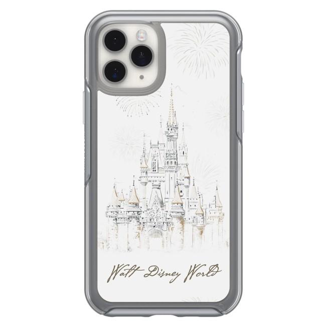 Cinderella Castle iPhone X/XS/11 Pro Case by OtterBox – Walt Disney World