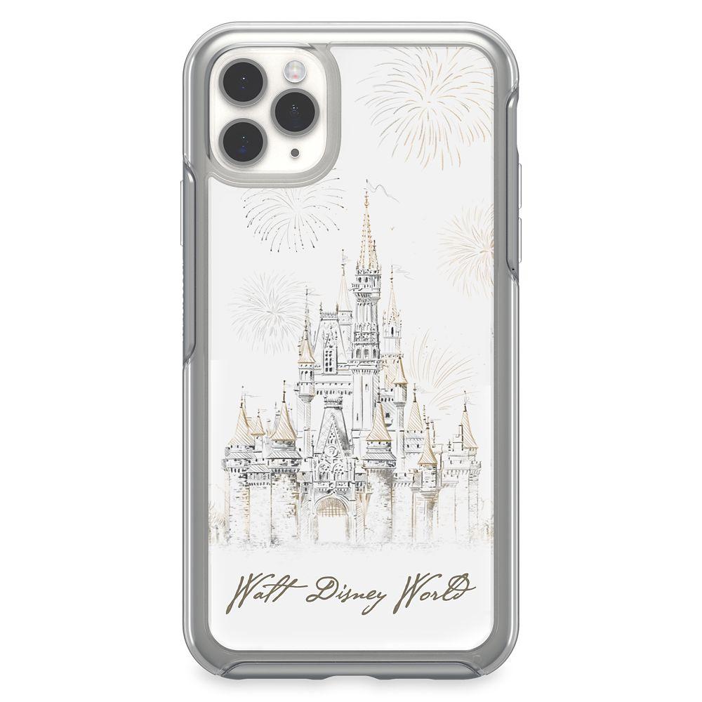 Cinderella Castle Iphone 11 Pro Max Case By Otterbox Walt Disney World Shopdisney