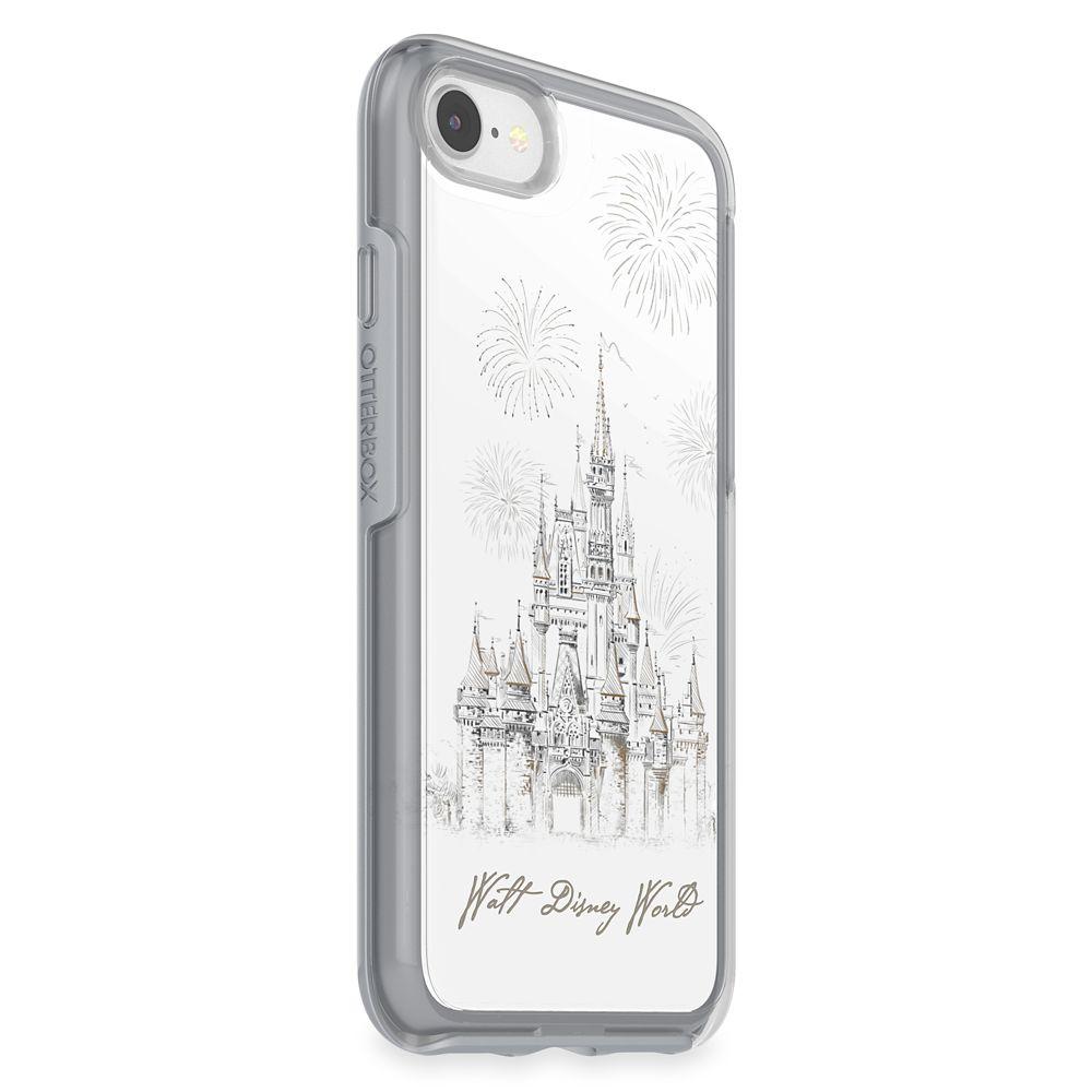 Cinderella Castle iPhone SE/8/7 Case by Otterbox – Walt Disney World
