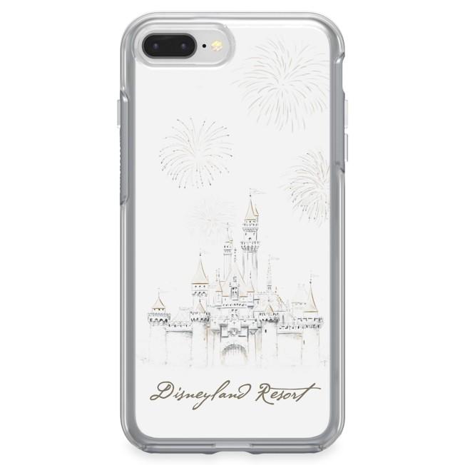 Sleeping Beauty Castle iPhone 8+/7+ Case by OtterBox – Disneyland