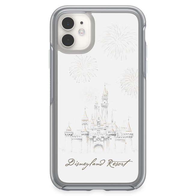 Sleeping Beauty Castle iPhone 11 Case by Otterbox – Disneyland