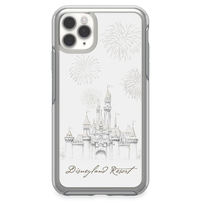 Sleeping Beauty Castle iPhone XS Max/11 Pro Max Case by OtterBox – Disneyland