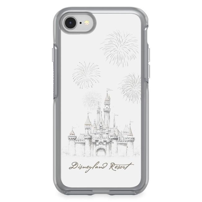 Sleeping Beauty Castle iPhone SE/8/7 Case by Otterbox – Disneyland