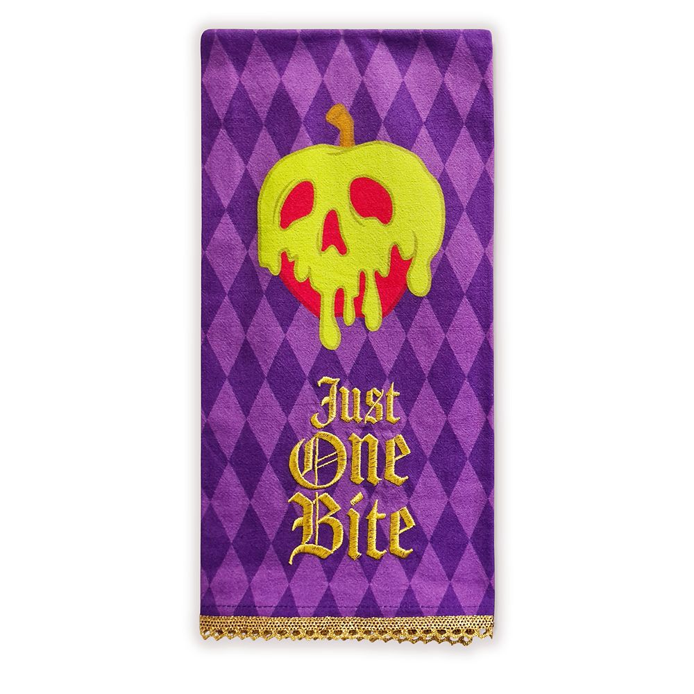 Poisoned Apple Kitchen Towel – Snow White and the Seven Dwarfs