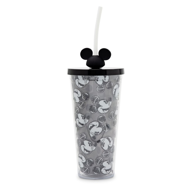 Mickey Mouse Ear Hat Travel Tumbler