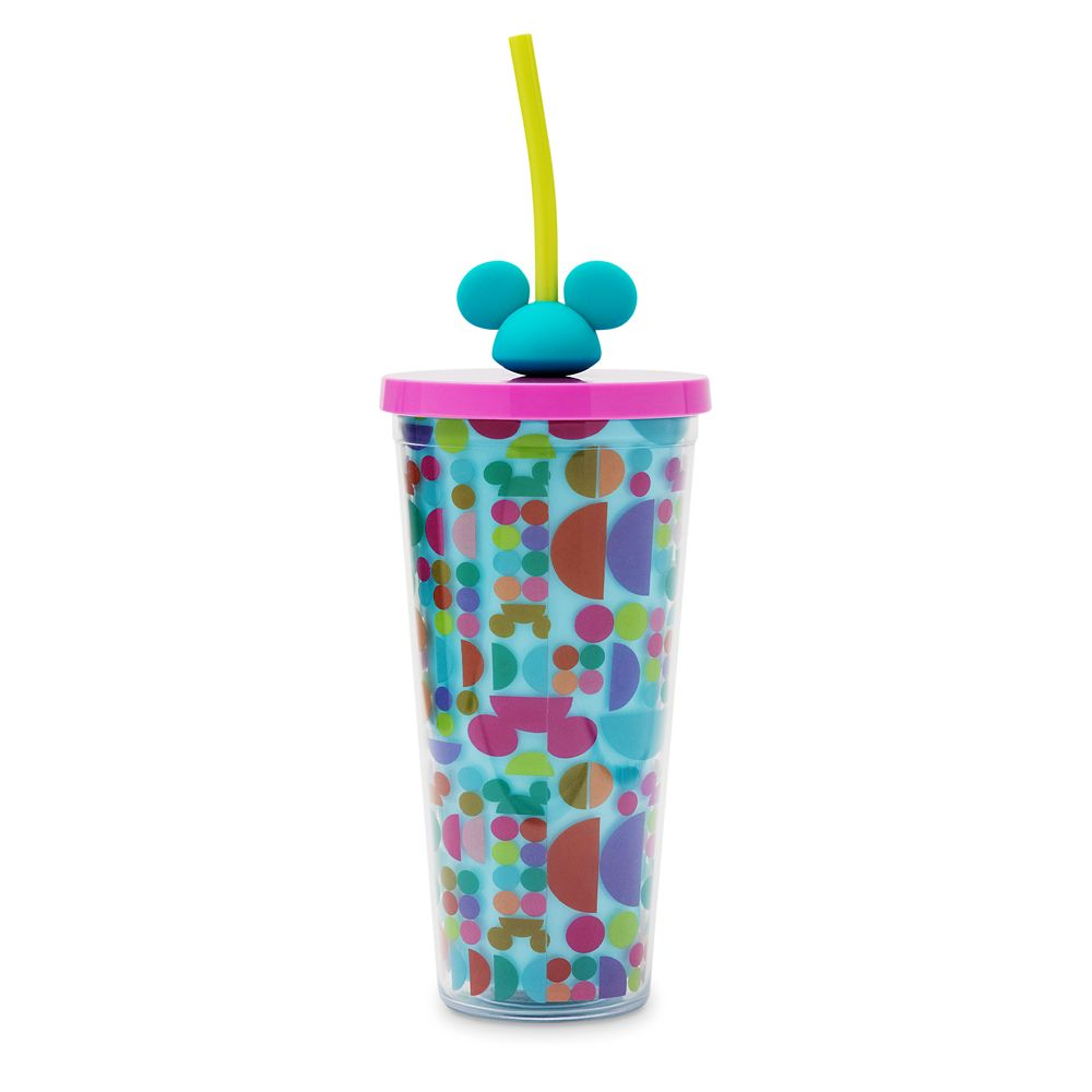 Mickey Mouse Ear Hat ''FastPass'' Travel Tumbler