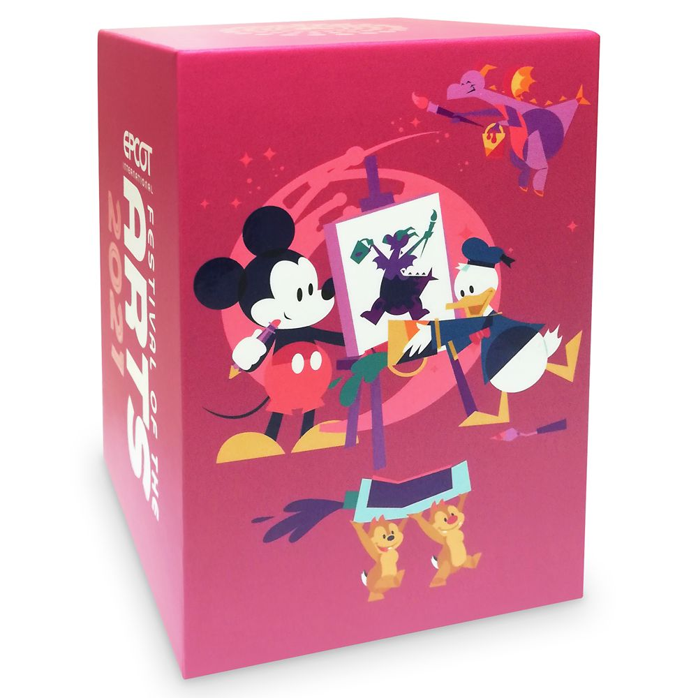 Mickey Mouse and Friends Epcot Festival of the Arts 2021 MagicBand 2 – Limited Edition
