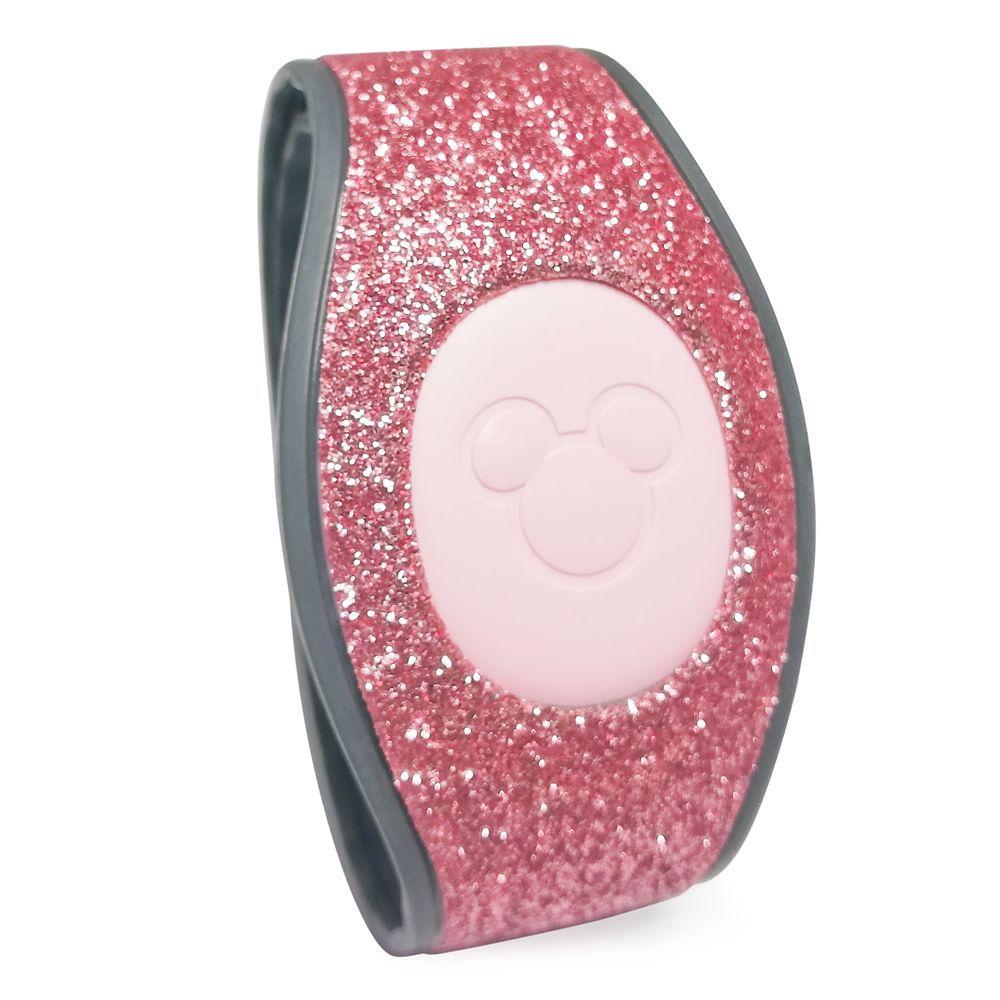 Disney Parks MagicBand 2 – Sparkly Rose Gold