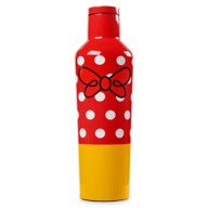 Minnie Mouse Stainless Steel Canteen by Corkcicle – Disneyland