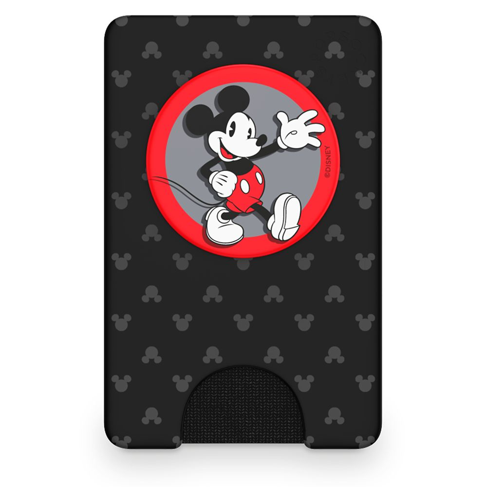 Mickey Mouse PopSockets PopWallet