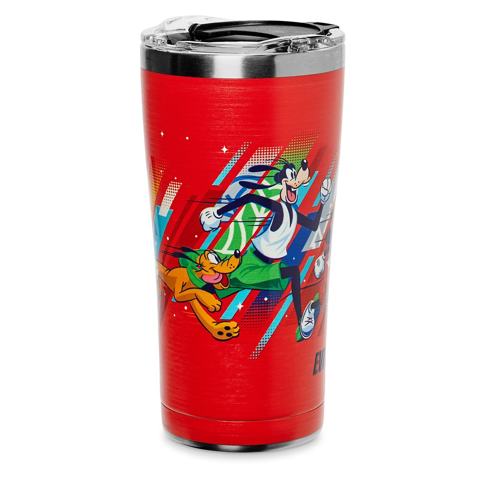 Mickey Mouse and Friends Stainless Steel Travel Tumbler by Tervis – runDisney 2021