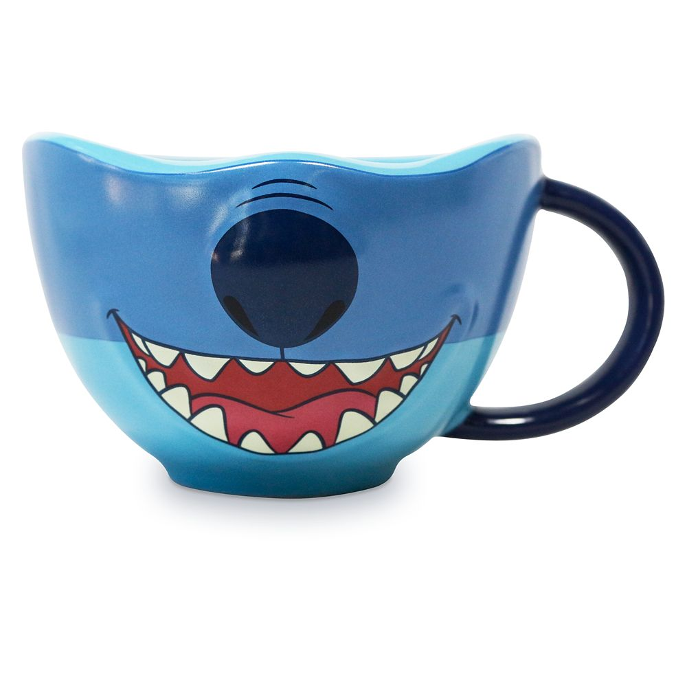 Stitch Smile Mug – Lilo & Stitch