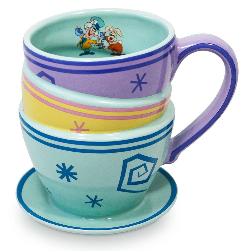 Alice in Wonderland Mad Tea Party Mug