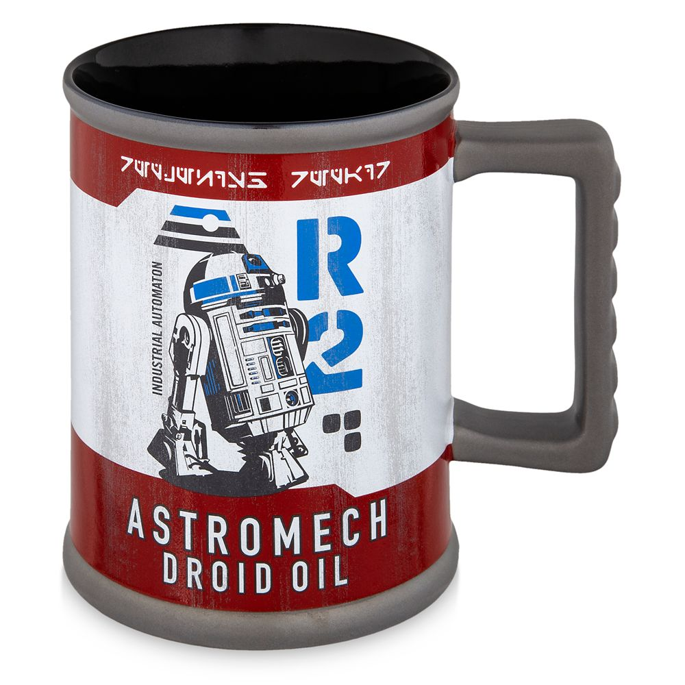 R2-Series Astromech Droid Oil Mug – Star Wars: Galaxy's Edge