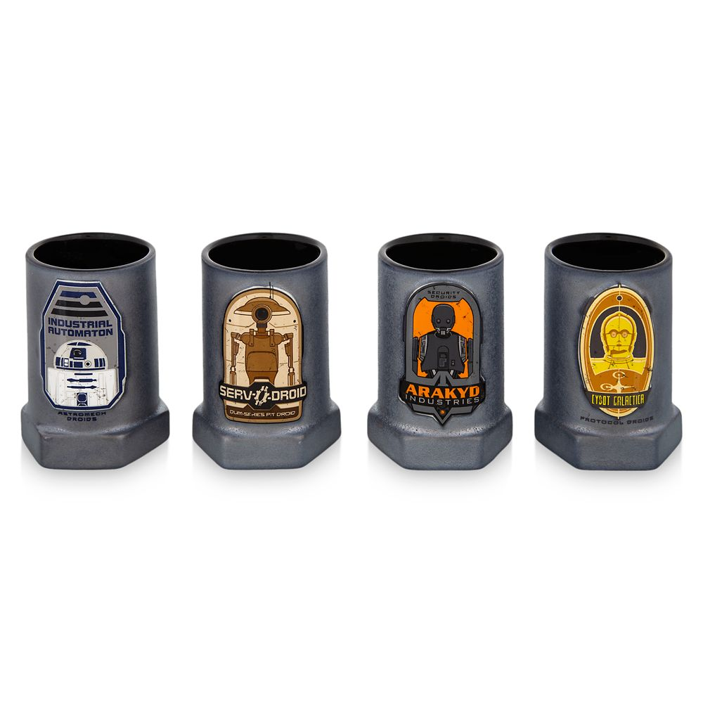 Droid Depot Toothpick Holder Set – Star Wars: Galaxy's Edge