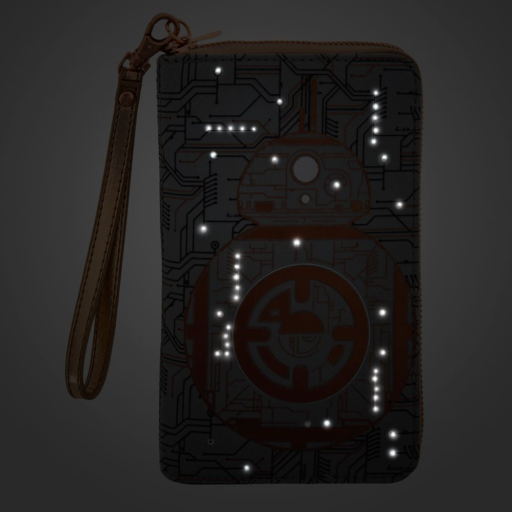 Droid Circuitry Light-Up Wristlet Phone Case – Star Wars: Galaxy's Edge