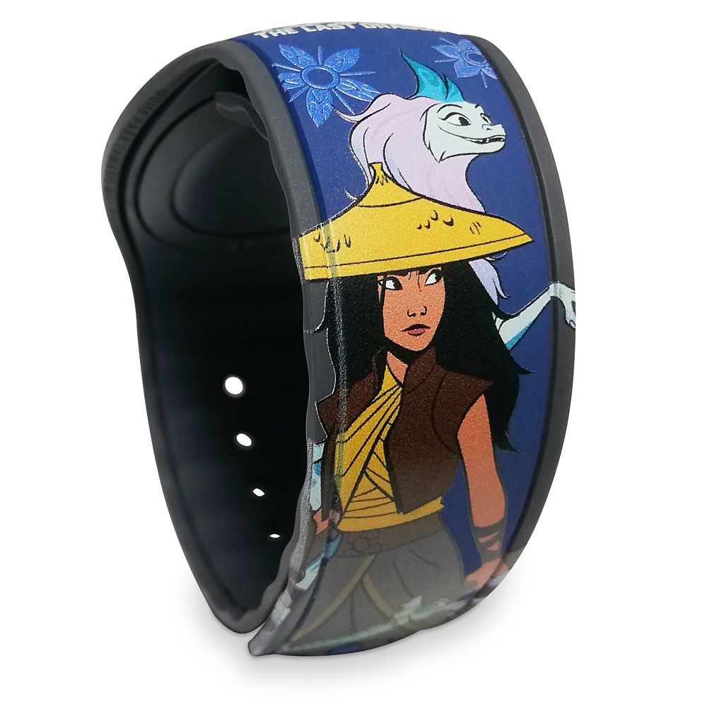 Raya and the Last Dragon MagicBand 2
