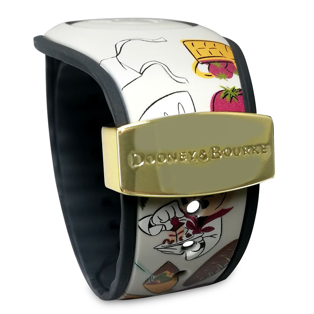 Mickey and Minnie Mouse Epcot International Food & Wine Festival 2020 Dooney & Bourke MagicBand 2 – Limited Release
