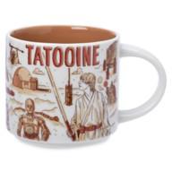 Tatooine Mug by Starbucks – Star Wars: A New Hope