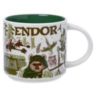 Endor Mug by Starbucks – Star Wars: Return of the Jedi