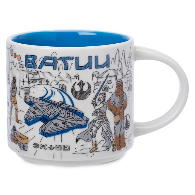 Batuu Mug by Starbucks – Star Wars: Galaxy's Edge