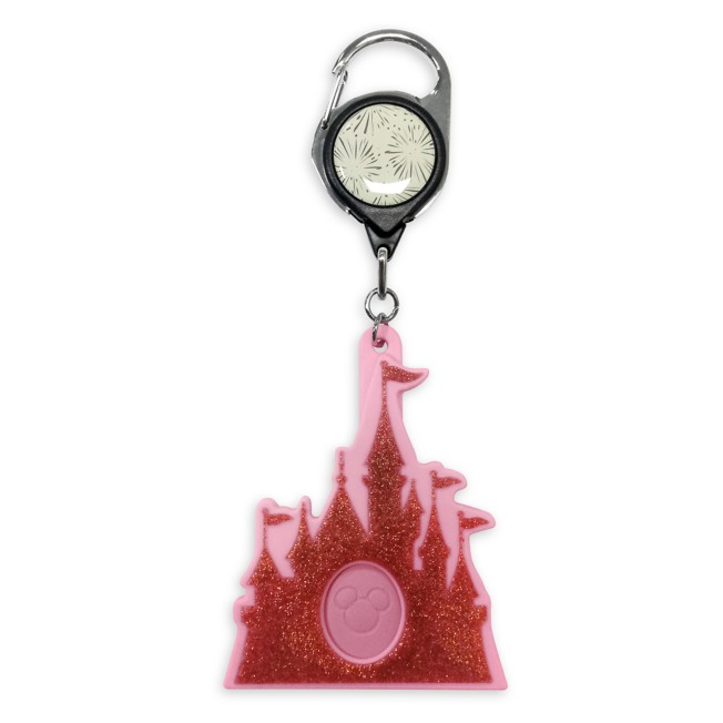 Fantasyland Castle MagicKeeper Waist Clip