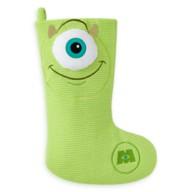 Mike Wazowski Knit Holiday Stocking – Monsters, Inc.
