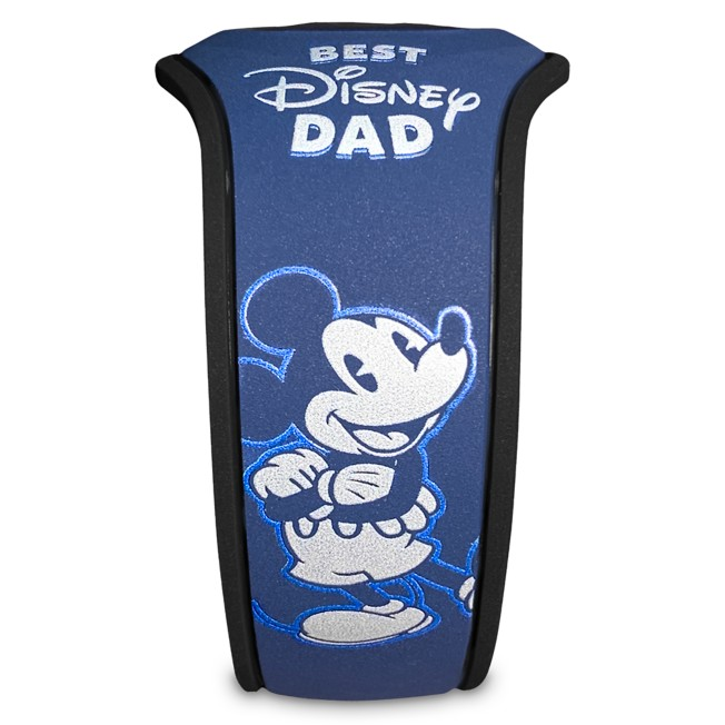 Mickey Mouse ''Best Disney Dad'' MagicBand 2 – Limited Edition