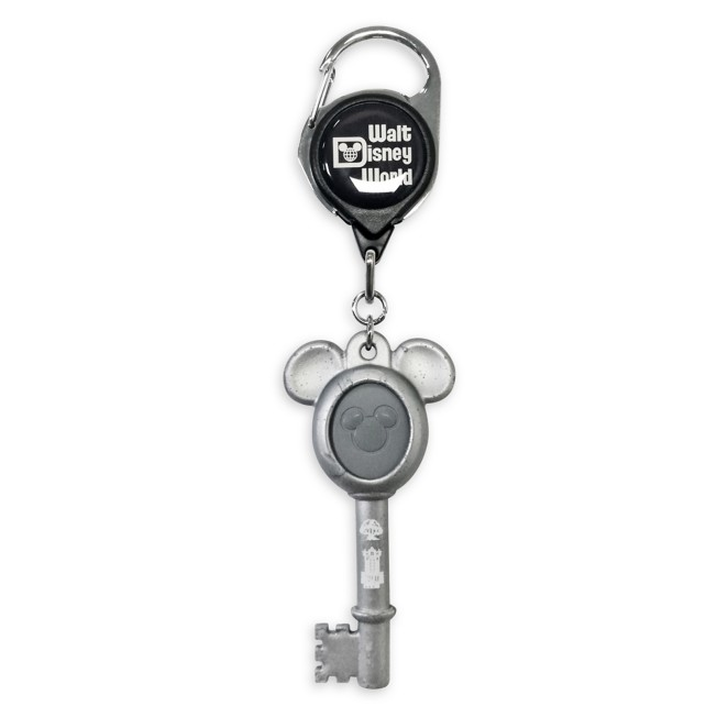 Mickey Mouse Key MagicKeeper Waist Clip – Walt Disney World