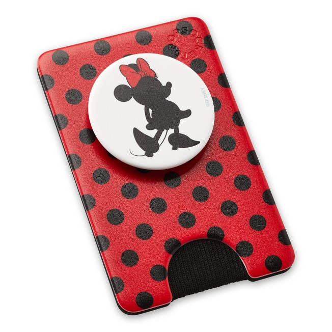 Minnie Mouse PopSockets PopWallet