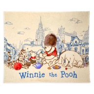 Winnie the Pooh and Pals Classic Fleece Throw