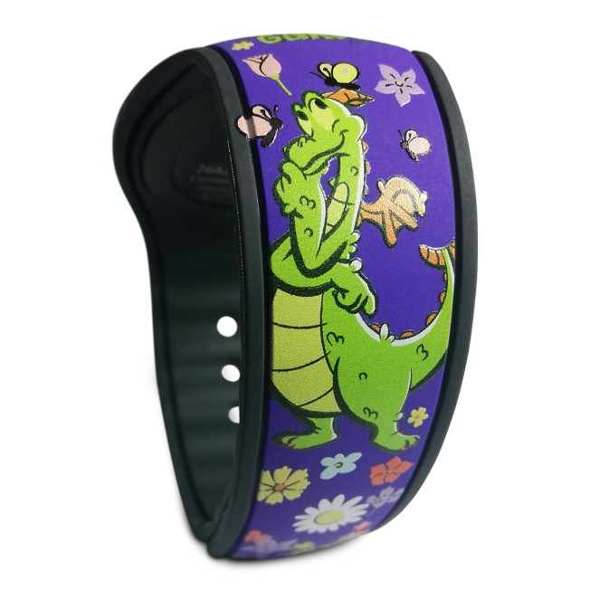 Figment MagicBand 2 – Epcot International Flower & Garden Festival 2021 – Limited Edition