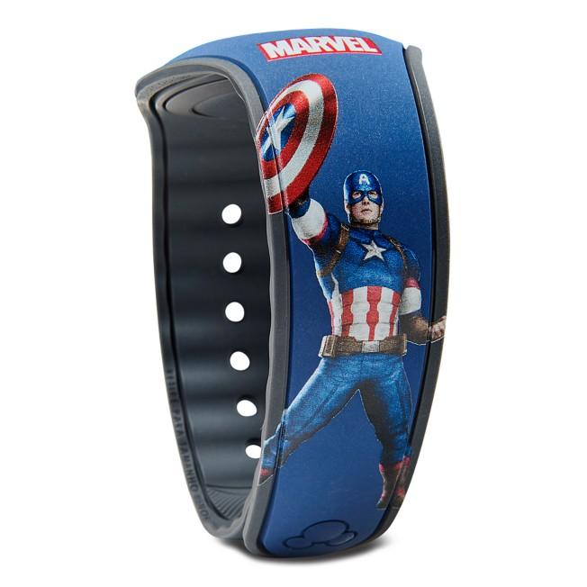 Captain America MagicBand 2