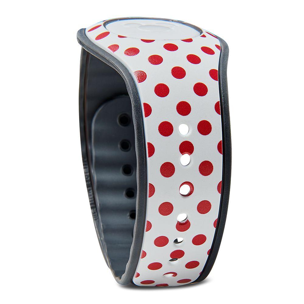 Minnie Mouse Polka Dot MagicBand 2