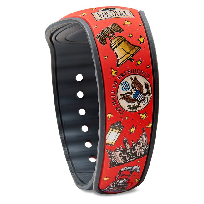 Liberty Square MagicBand 2 – Limited Release