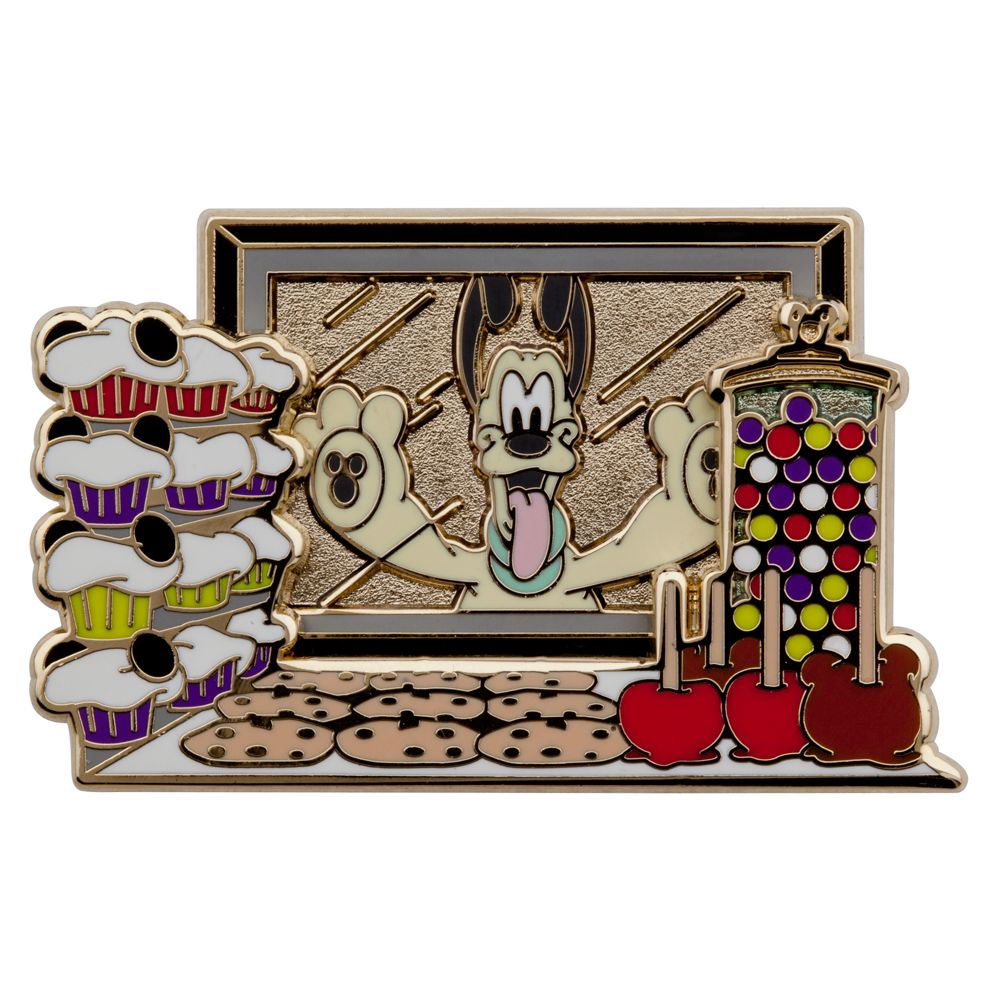 Pluto Main Street Candy Palace Pin – Online Exclusive