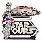 Star Tours StarSpeeder Pin