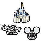 Walt Disney World Retro MagicBandits Set