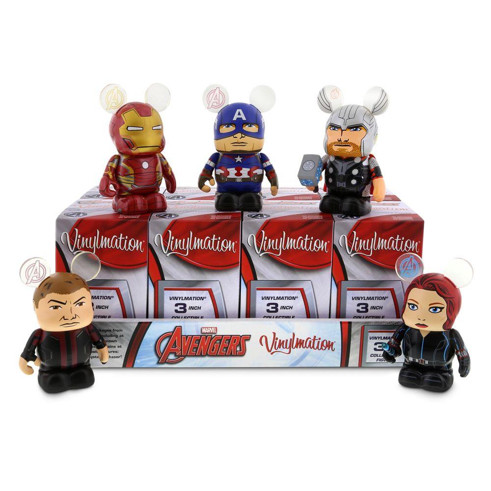 Vinylmation Marvel Avengers Series Tray